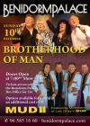 Benidorm Palace Tickets for Brotherhood of Man & Mud II