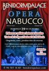 Benidorm Palace Nabucco Tickets