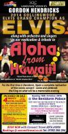 "Gordon Hendricks ""Aloha from Hawaii"" in Benidorm."