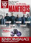 The Manfreds en directo Benidorm Palace