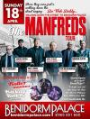 The Manfreds & Bay City Roller Tribute live at Benidorm Palace