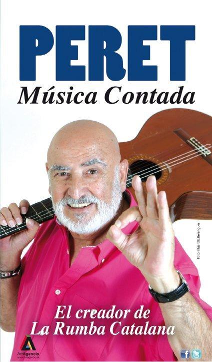 Peret El Creador De La Rumba Flamenca