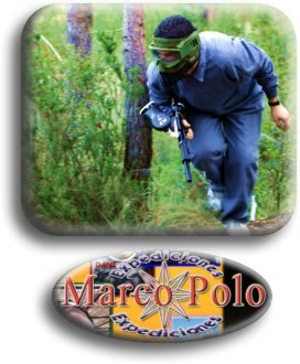Paintball con Marco Polo