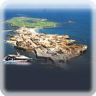 Tabarca la única isla poblada de la Costa Blanca