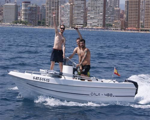 boat-hire-benidorm-princess