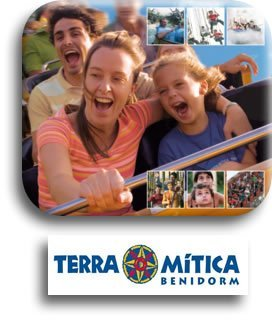 Terra Mítica - Theme park in Benidorm